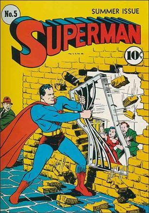 Superman (1939) 5-A