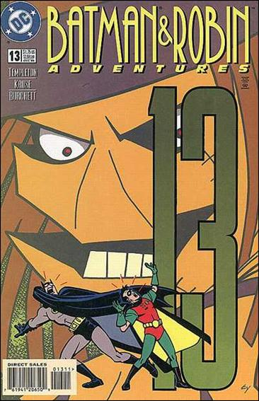 Batman and Robin Adventures 13-A by DC