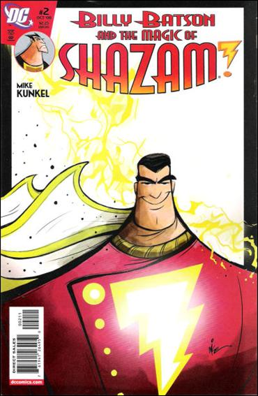 Billy Batson and the Magic of Shazam 2-A by DC