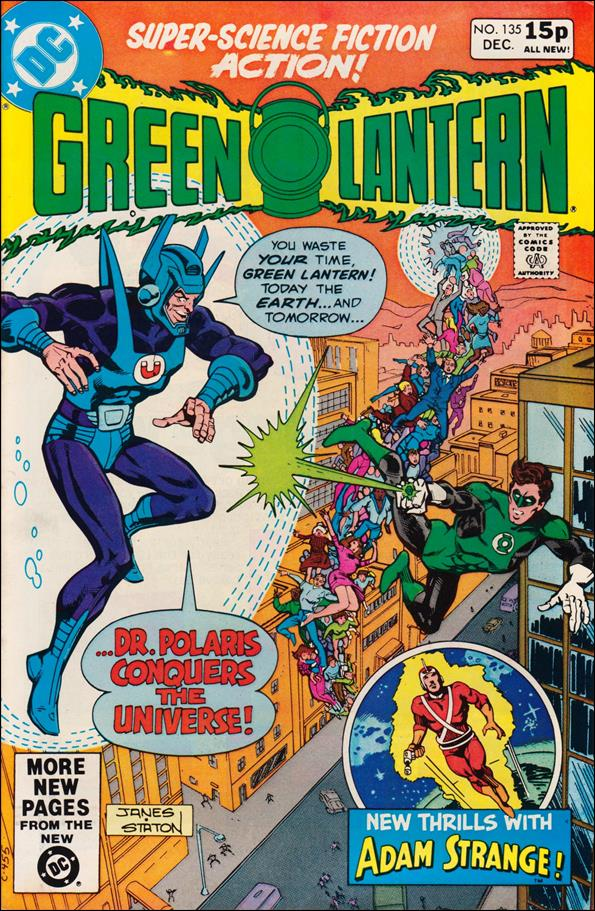 Green Lantern (1960) 135-B by DC