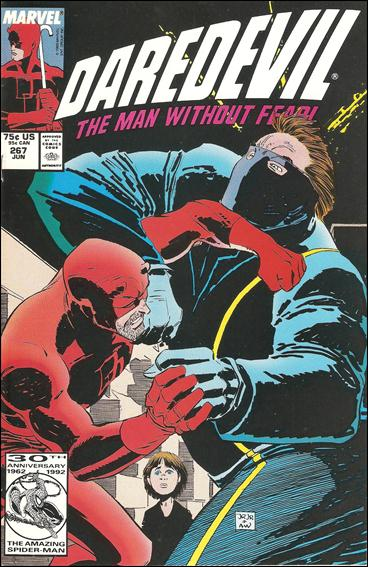 Daredevil (1964) 267-B by Marvel