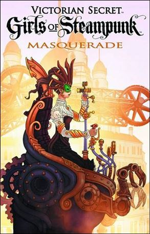 Victorian Secret: Girls of Steampunk Masquerade 1-A