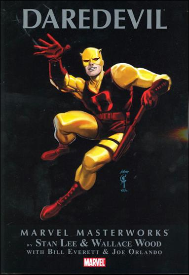 Marvel Masterworks: Daredevil 1-A by Marvel