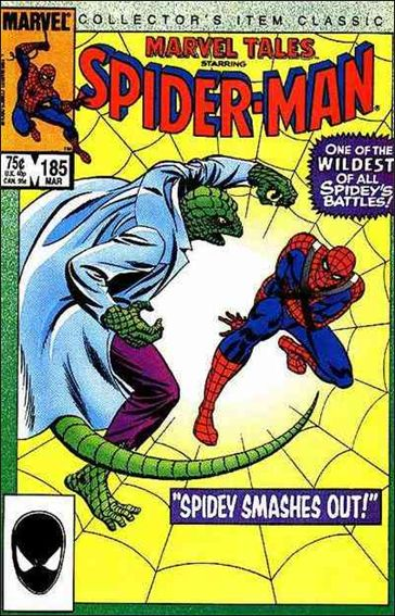 Marvel Tales (1966) 185-A by Marvel