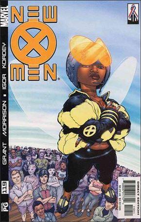 New X-Men (2001) 119-A