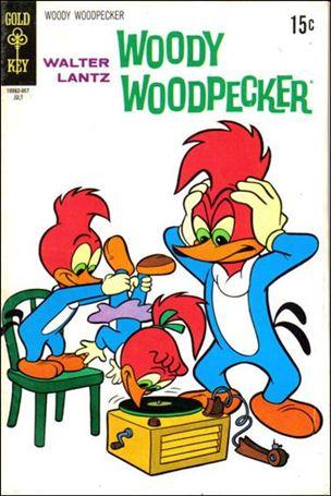 Walter Lantz Woody Woodpecker  112-A