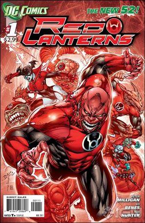 Red Lanterns 1-A