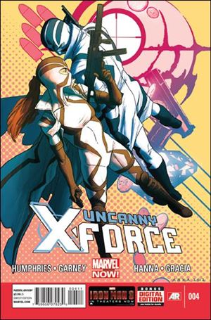 Uncanny X-Force (2013) 4-A
