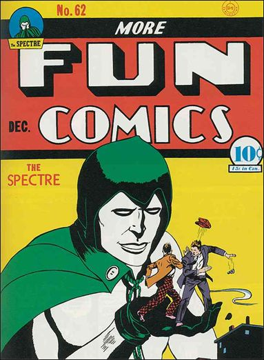 More Fun Comics 62-A by DC