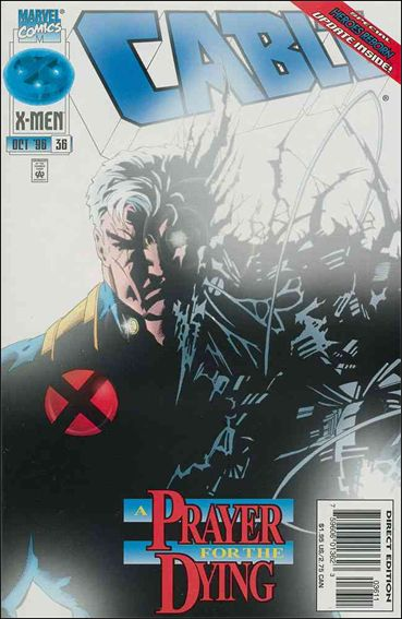 Cable (1993) 36-A by Marvel