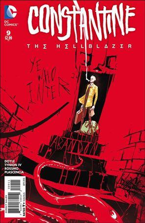 Constantine: The Hellblazer 9-A