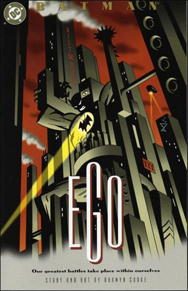 Batman: Ego 1-A by DC