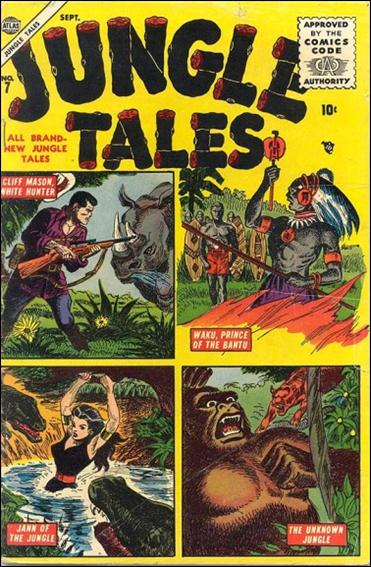 Jungle Tales 7-A by Atlas