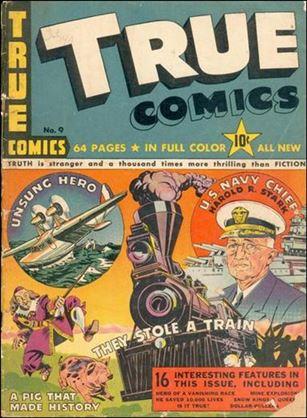 True Comics 9-A