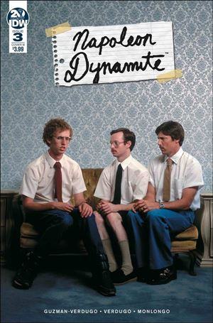 Napoleon Dynamite 3-B