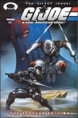 G.I. Joe (2001) 21-C by Devil's Due