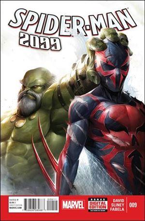 Spider-Man 2099 (2014) 9-A