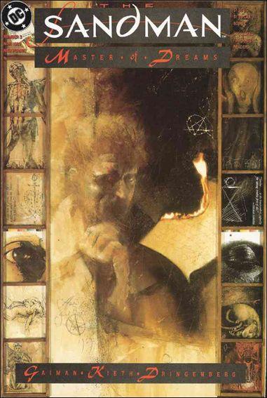 Sandman (1989) 3-A by Vertigo
