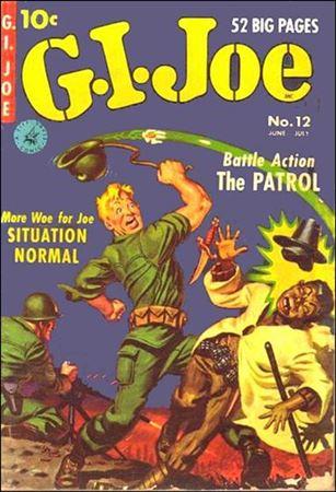 G.I. Joe (1951) 3-A