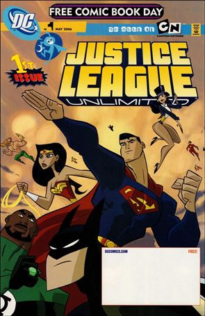 Justice League Unlimited 1-B