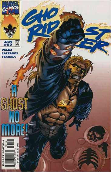 Ghost Rider (1990) 92-A by Marvel