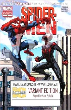 Spider-Men 1-MK