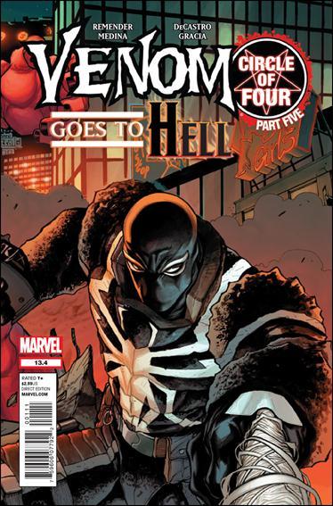 Venom (2011) 13.4-A by Marvel