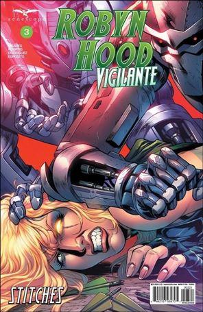 Robyn Hood: Vigilante 3-B
