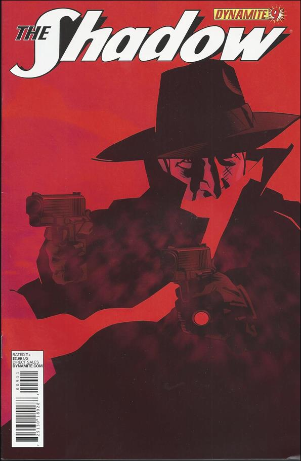 Shadow (2012) 9-B by Dynamite Entertainment