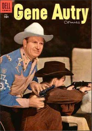 Gene Autry Comics (1946) 98-A