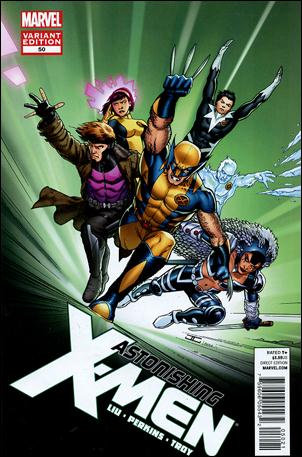 Astonishing X-Men (2004) 50-B by Marvel