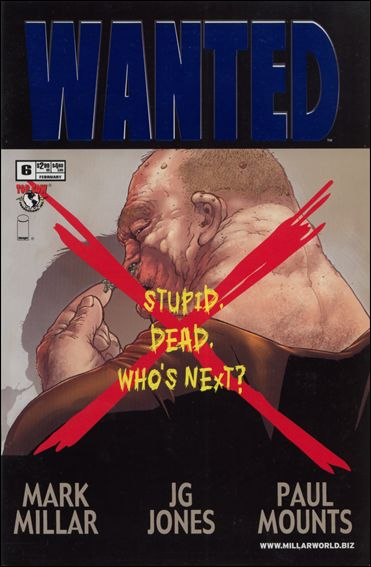 Wanted (2003) 6-J by Top Cow