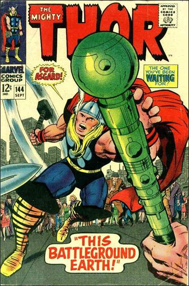 Thor (1966) 144-A by Marvel