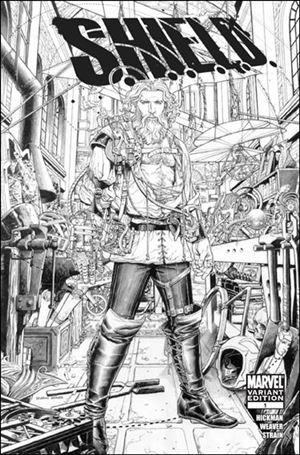 S.H.I.E.L.D. (2010) 1-D