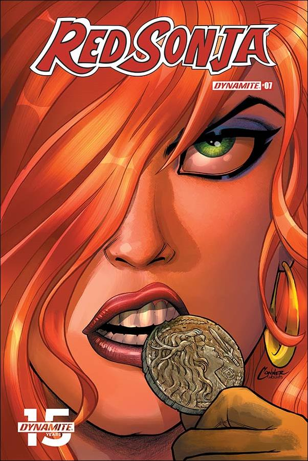 Red Sonja (2019) 7-A by Dynamite Entertainment