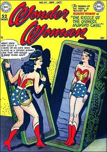 Wonder Woman (1942) 37-A by DC