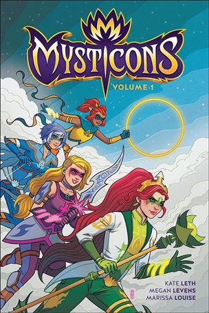 Mysticons 1-A