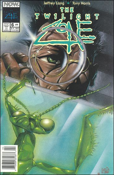 Twilight Zone (1991) 6-A by Now Comics