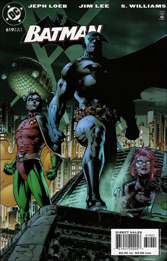 Batman (1940) 619-B by DC