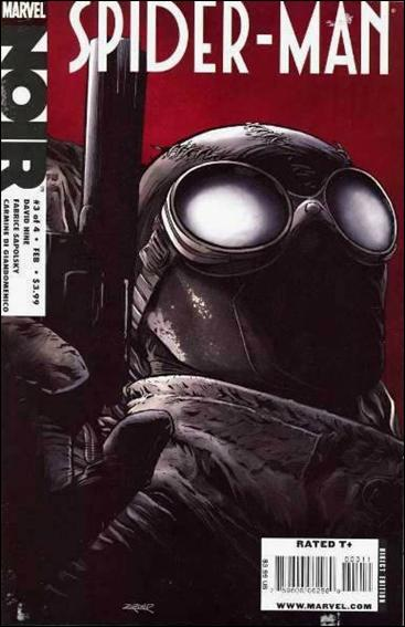Spider-Man Noir 3-A by Marvel