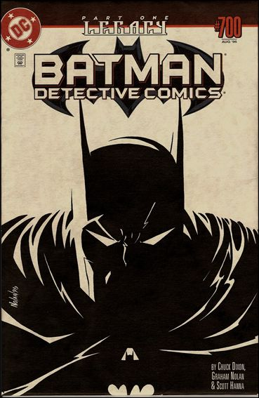 Detective Comics (1937) 700-A by DC