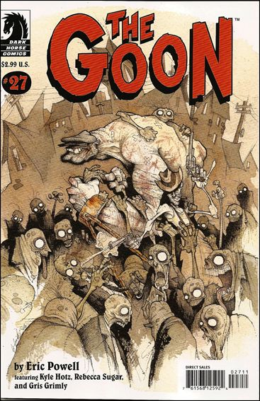 Goon (2003) 27-A by Dark Horse