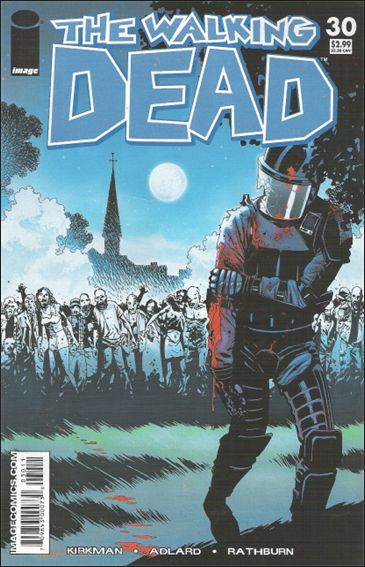 Walking Dead (2003) 30-A by Skybound Entertainment