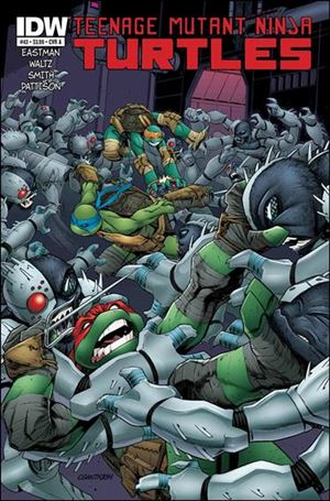 Teenage Mutant Ninja Turtles (2011) 43-A