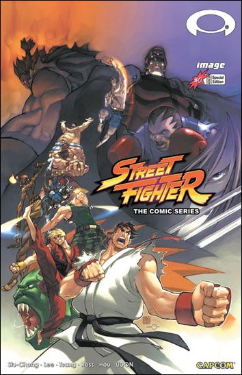 Street Fighter (2003) 0-A by Udon