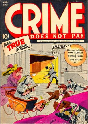 Crime Does Not Pay 31-A