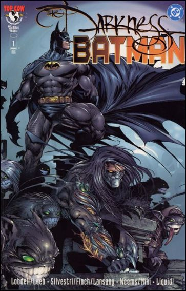 Darkness/Batman 1-A by Top Cow