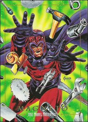 1992 Marvel Masterpieces (Base Set) 49-A by SkyBox