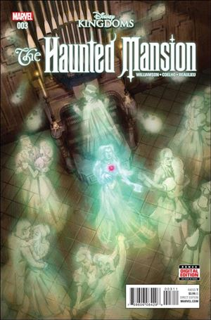 Haunted Mansion 3-A