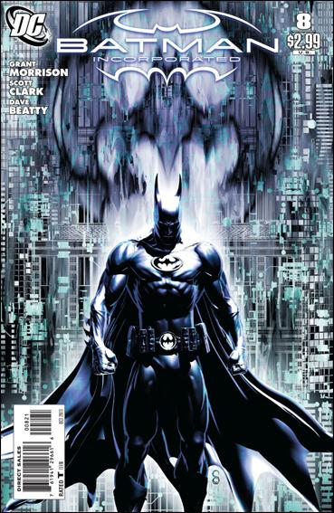 Batman, Inc. 8-B by DC